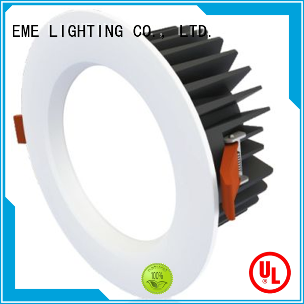 ODM led down light sturdiness bulk production for dining room