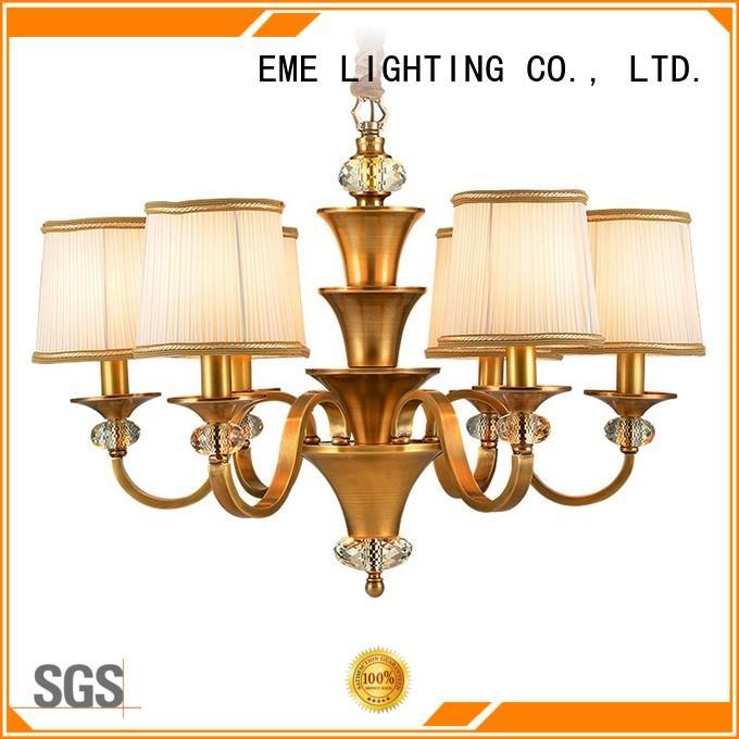 EME LIGHTING antique antique copper pendant light traditional for home