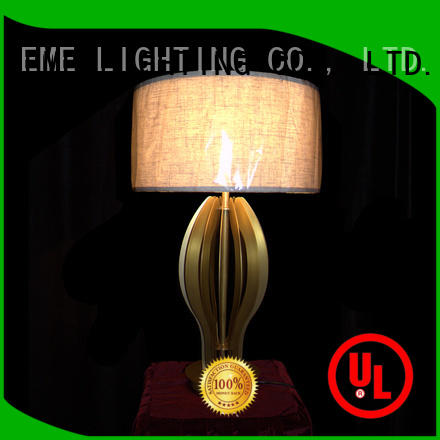 vintage glass table lamps for living room concise for bedroom EME LIGHTING