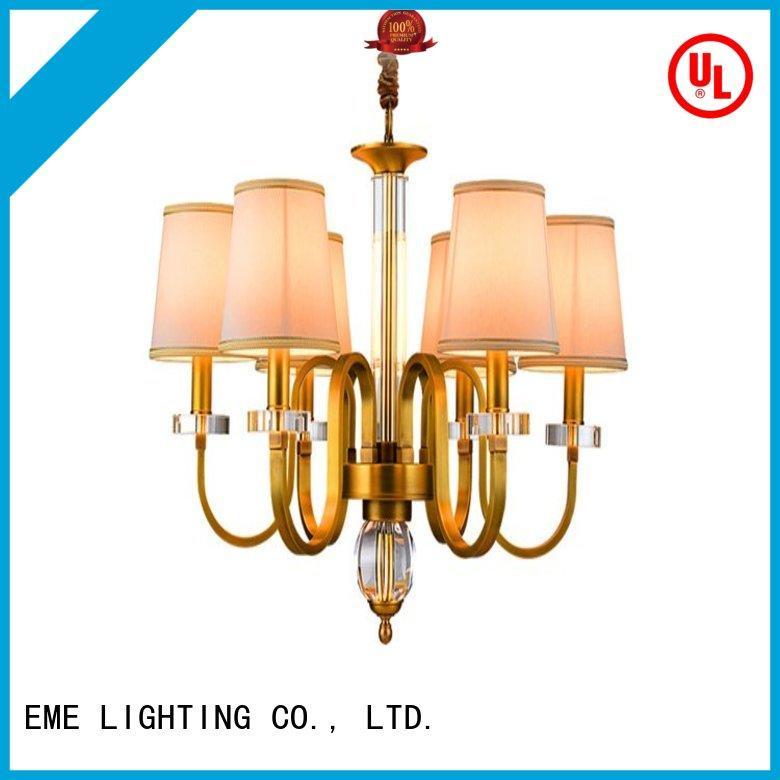 EME LIGHTING luxury decorative chandelier residential for dining room