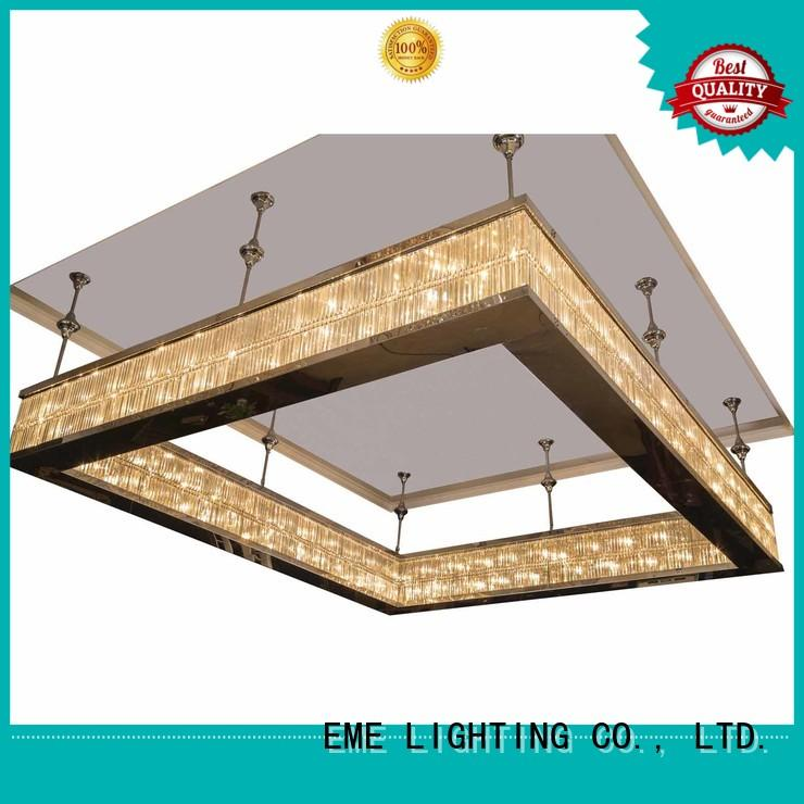 EME LIGHTING decorative large hanging chandelier at discount for lobby
