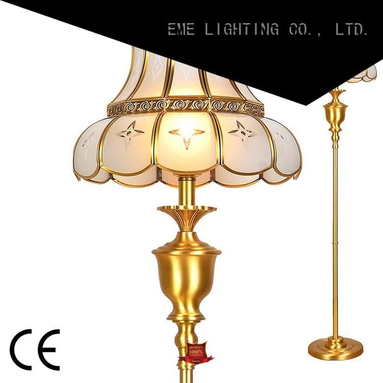 EME LIGHTING decorative bright floor lamp square for bedroom