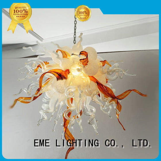EME LIGHTING decorative gold brass chandeliers at discount for lobby