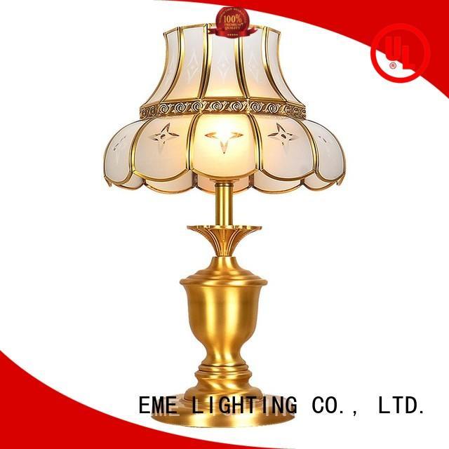 EME LIGHTING elegant western table lamps concise