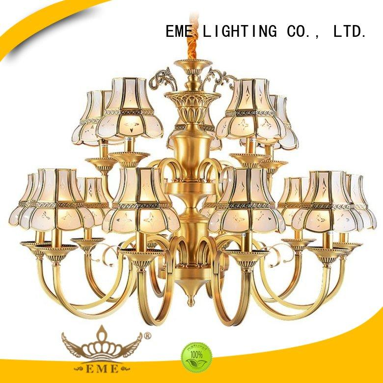 EME LIGHTING high-end decorative pendant light glass hanging