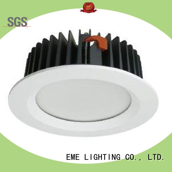 EME LIGHTING black down lighter large-size for dining room