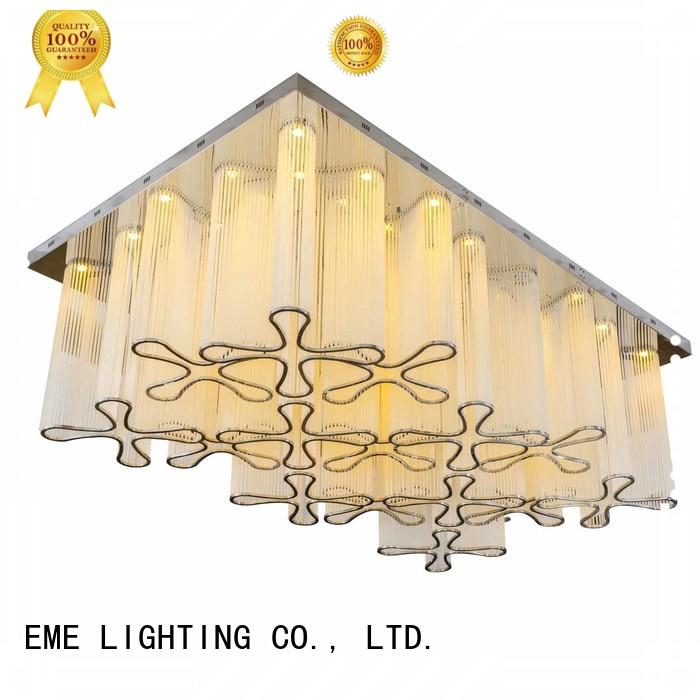 EME LIGHTING traditional custom crystal chandeliers for dining room