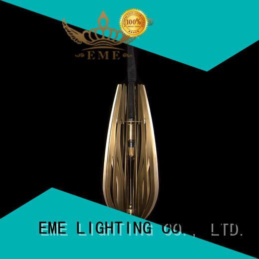 single hanging pendant lights popular for family EME LIGHTING