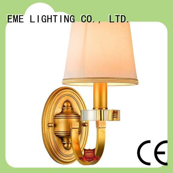 vase shape designer wall sconces OEM for restaurant EME LIGHTING