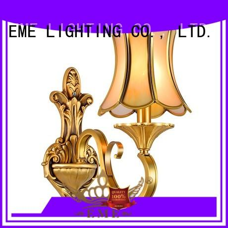 EME LIGHTING vase shape hallway wall sconces OEM for indoor decoration