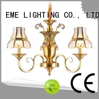 EME LIGHTING glass hanging contemporary pendant light residential for dining room