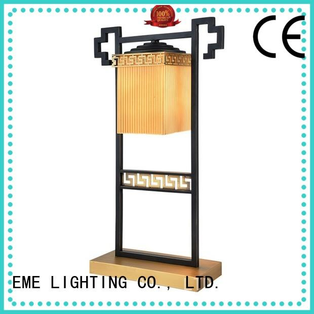 decorative chinese style table lamp Chinese style for restaurant EME LIGHTING
