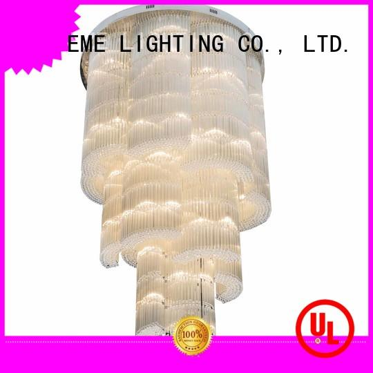 EME LIGHTING decorative unique chandeliers latest design for dining room