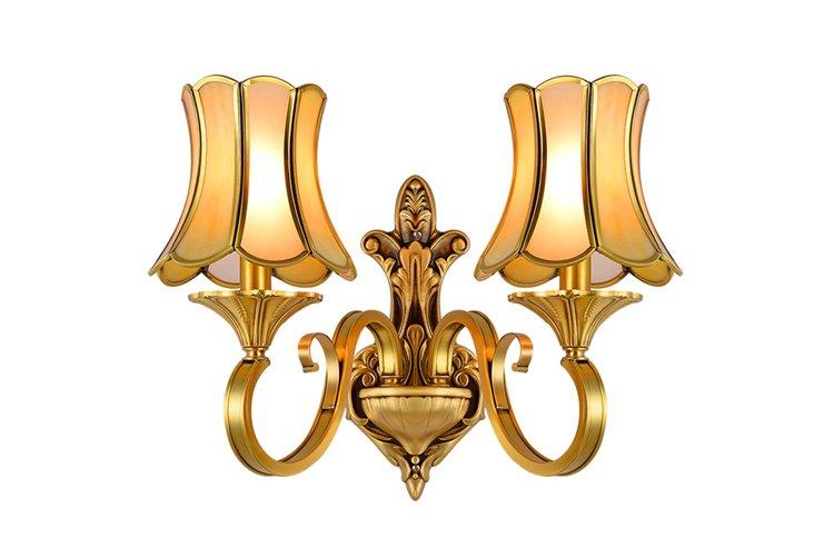 EME LIGHTING brass wall sconces for living room OEM for restaurant-1