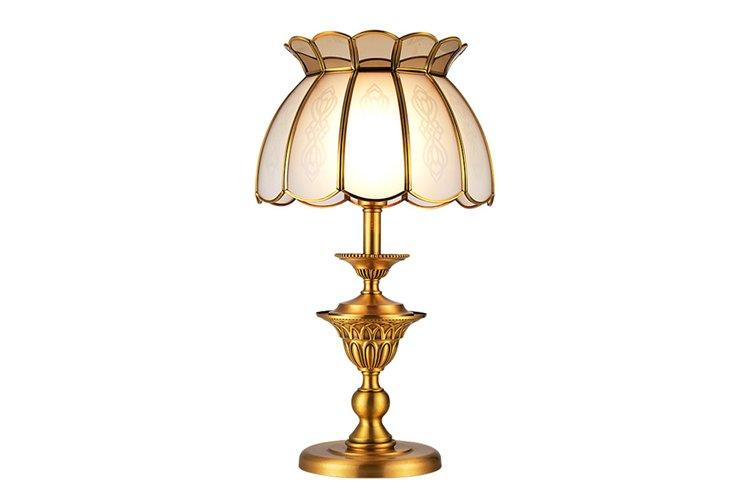 table wood style EME LIGHTING Brand western table lamps supplier