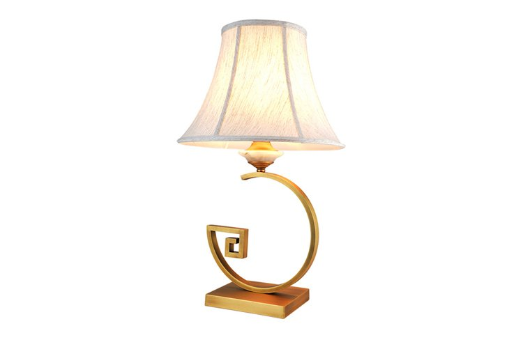 EME LIGHTING metal decorative cordless table lamps flower pattern for bedroom-1