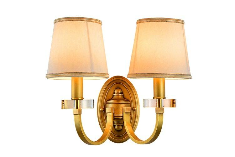 copper decorative wall lights top brand for indoor decoration EME LIGHTING