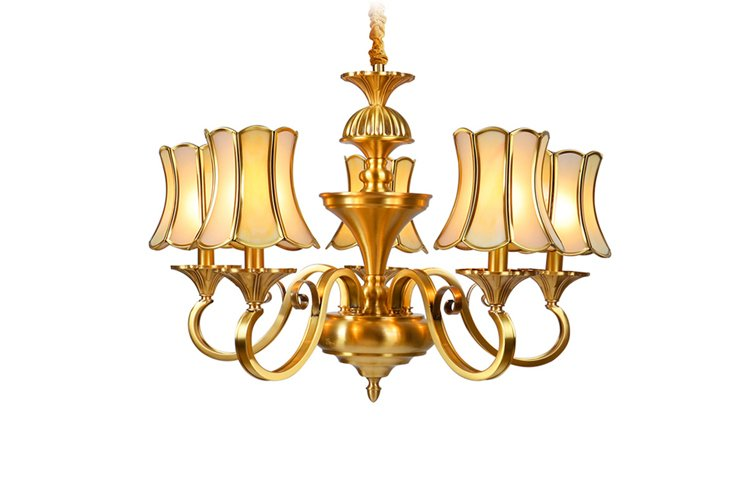 product-Brass Chandelier EAD-14009-5-EME LIGHTING-img