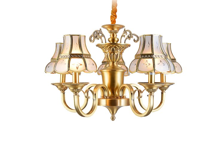 copper chandeliers wholesale traditional for home EME LIGHTING-1