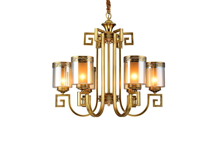 product-Round Cylinder Chandelier EYD-14211-6-EME LIGHTING-img