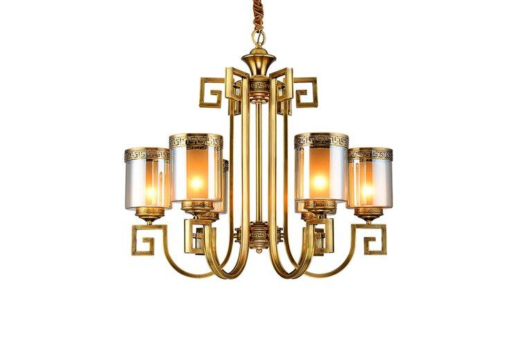 luxury classic chandelier traditional for big lobby