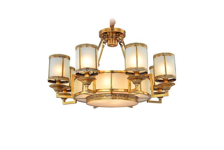 EME LIGHTING modern chandelier manufacturers round for dining room-1
