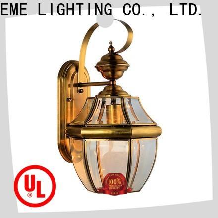 EME LIGHTING vintage bedroom wall sconces free sample for indoor decoration