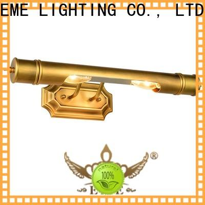 EME LIGHTING copper gold sconces OEM for indoor decoration