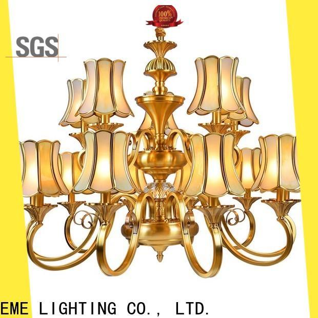 EME LIGHTING copper chandeliers wholesale unique