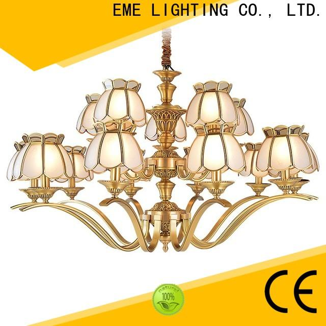 decorative antique brass chandelier copper traditional for home