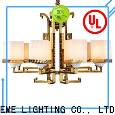 EME LIGHTING american style antique brass chandelier residential for home
