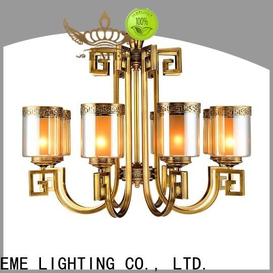 EME LIGHTING concise decorative chandelier round for dining room