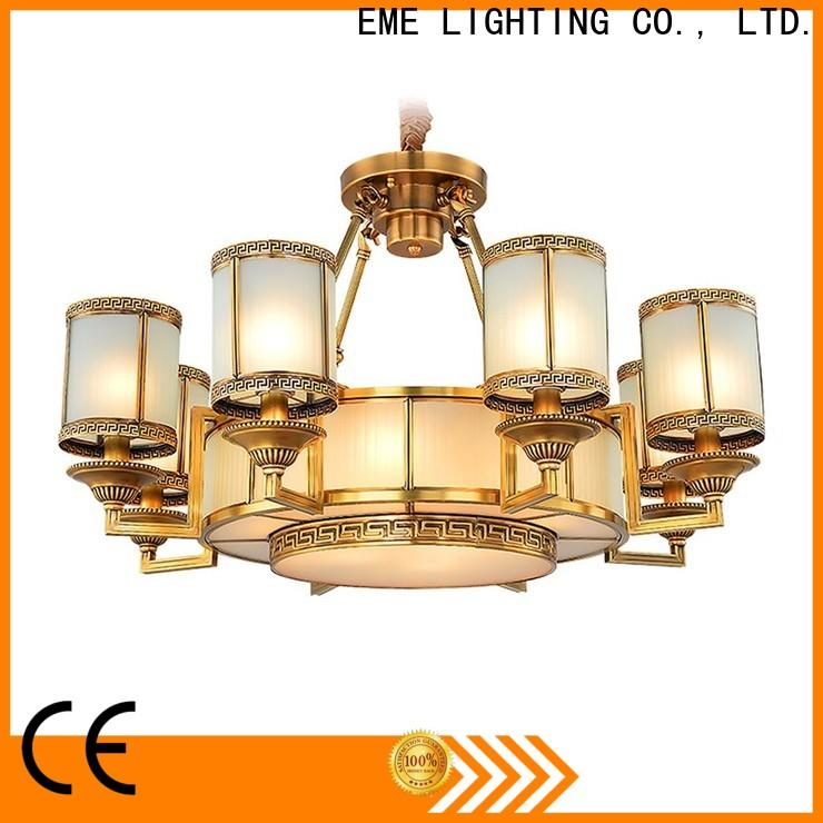 EME LIGHTING modern chandelier manufacturers round for dining room