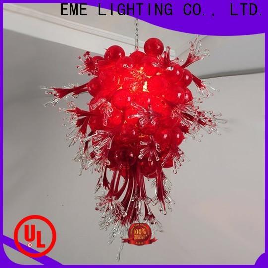 EME LIGHTING blow-molded restaurant lighting design starfish heart for hotel