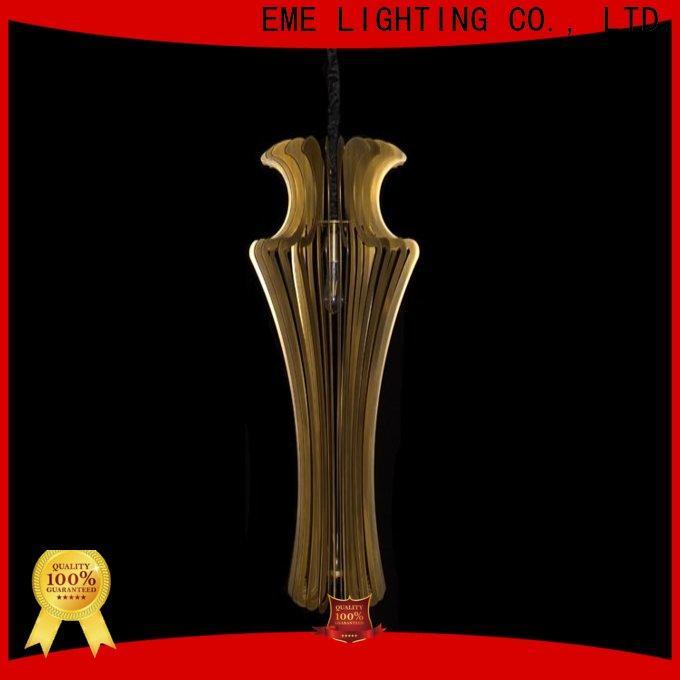 EME LIGHTING brass best modern floor lamps OEM for restaurant