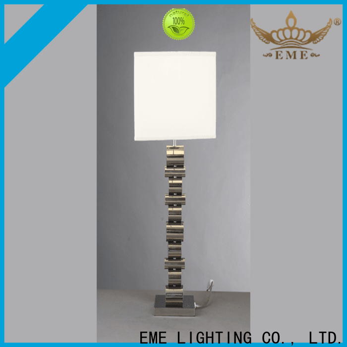 retro glass table lamps for living room vintage factory price for house