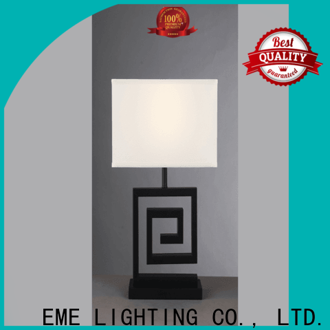 EME LIGHTING retro glass table lamps for bedroom bulk production for study