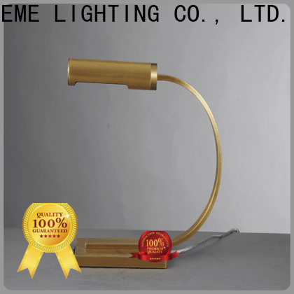 EME LIGHTING decorative glass table lamps for bedroom cheap for study
