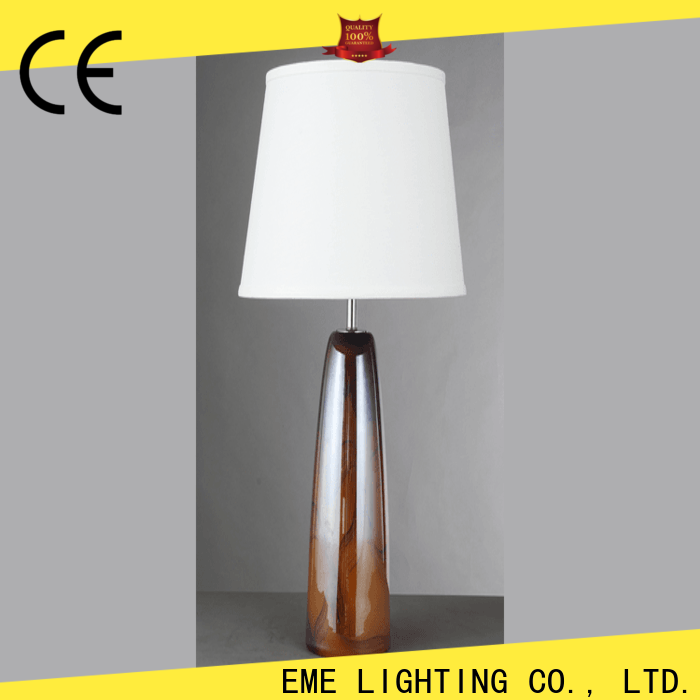 EME LIGHTING vintage western table lamps factory price for study