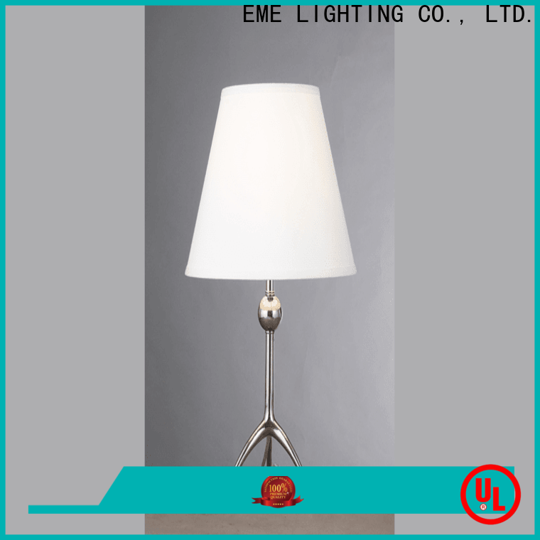 EME LIGHTING decorative western table lamps bulk production for room