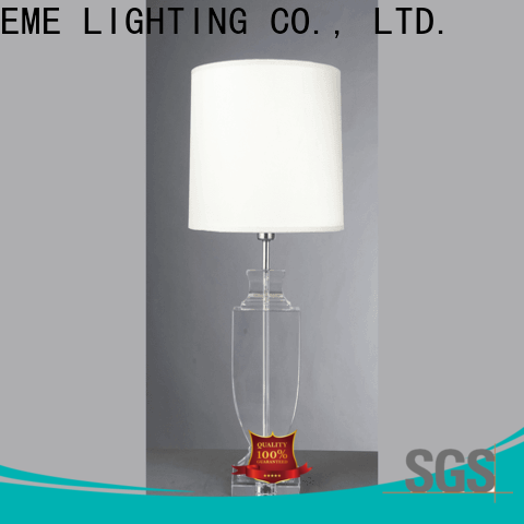 EME LIGHTING contemporary western table lamps copper material for study