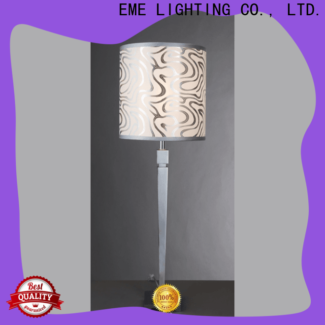 EME LIGHTING glass oriental table lamps classic for bedroom