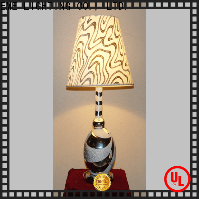 EME LIGHTING decorative oriental table lamps modern for hotels