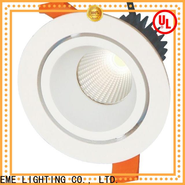 EME LIGHTING black down light fittings bulk production