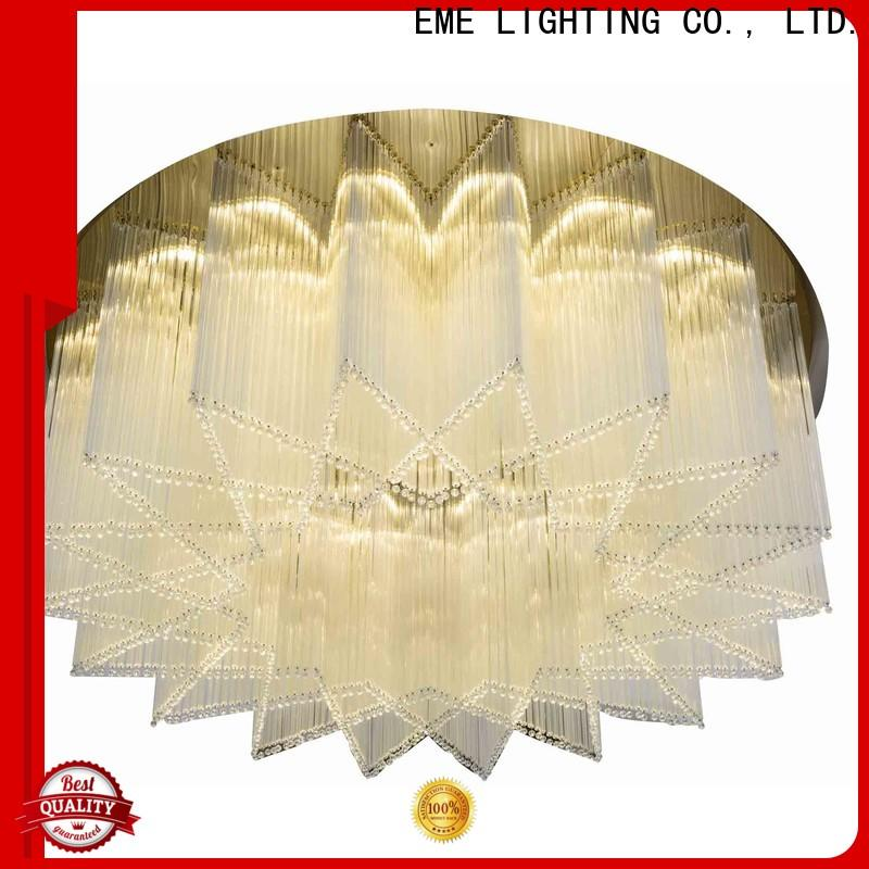 traditional crystal drop chandelier acrylic latest design for lobby