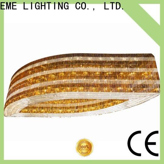 EME LIGHTING acrylic european style chandelier bulk production for dining room