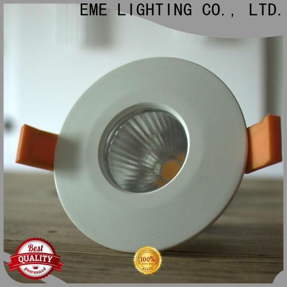 hot-sale white downlights aluminum bulk production for kitchen