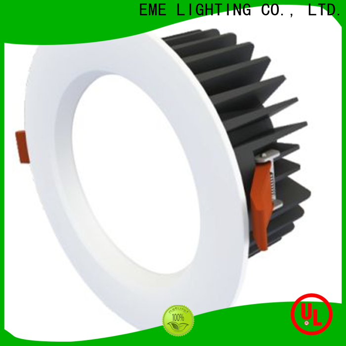 EME LIGHTING hot-sale white downlights large-size for hotels