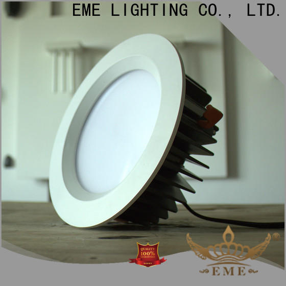 EME LIGHTING white outdoor down lights large-size for dining room