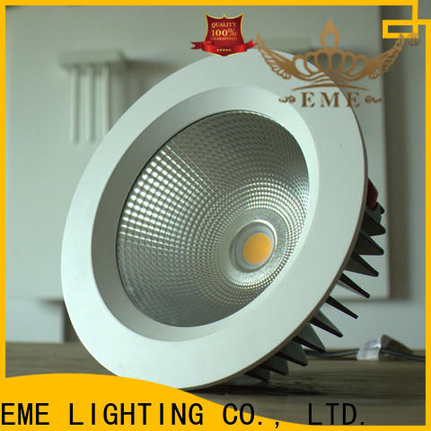 EME LIGHTING adjustable ring led down light bulk production